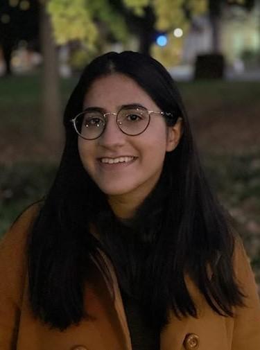 Eman Durrani, B.S.